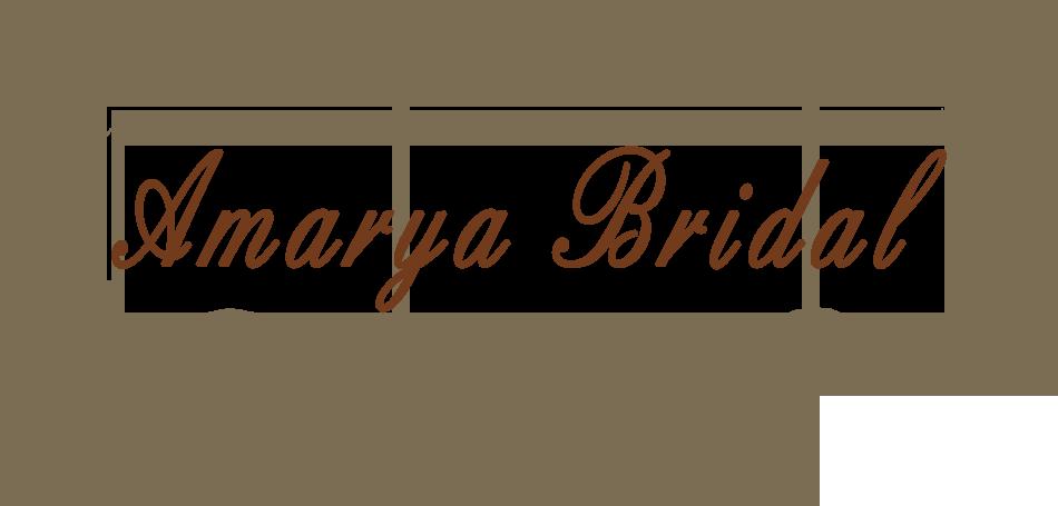 Amarya Bridal Logo