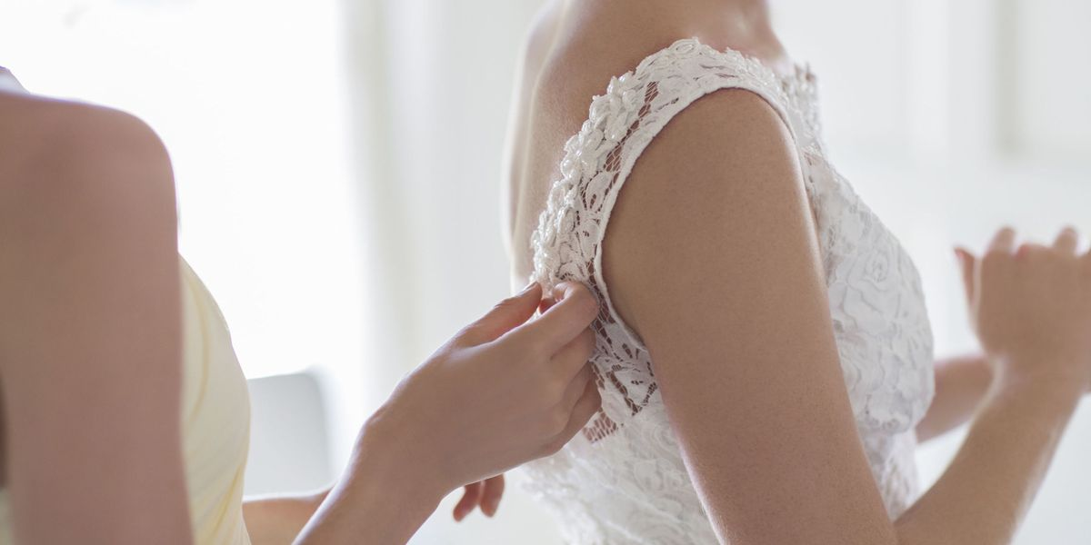 Tips on Choosing a Wedding Gown